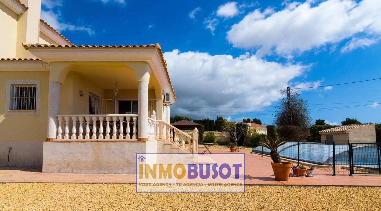 3 quarto Moradia para venda em Busot com piscina - 283 000 € (Ref: 5961560)