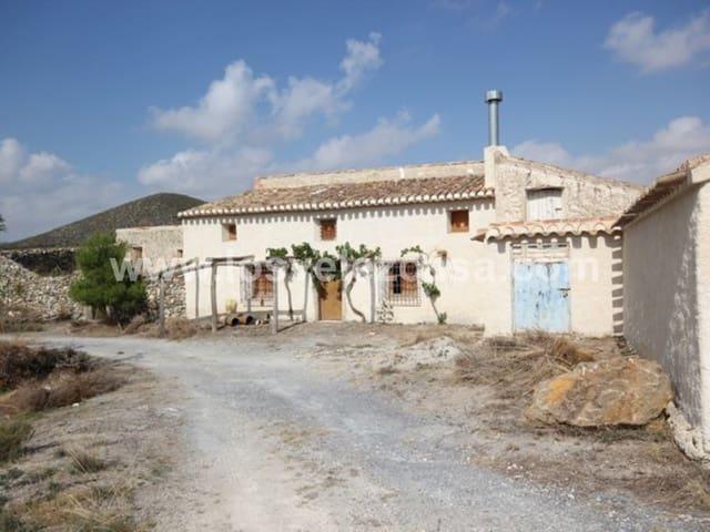 Teren niezagospodarowany na sprzedaż w Velez-Rubio - 169 950 € (Ref: 4136758)
