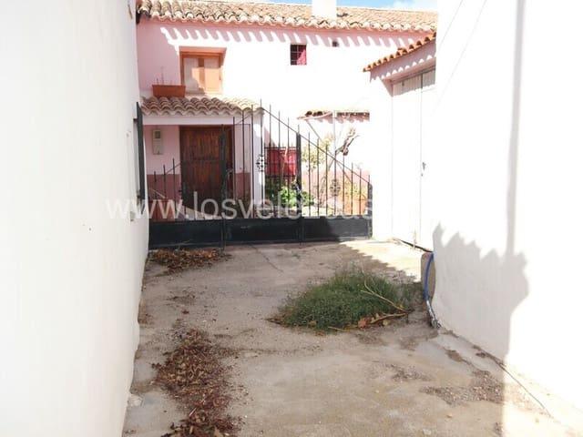 5 sypialnia Dom blizniak na sprzedaż w Chirivel - 54 500 € (Ref: 5707527)