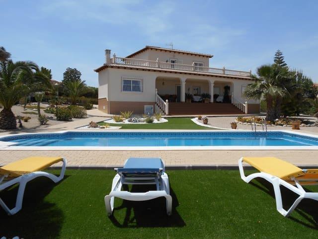 4 chambre Villa/Maison à vendre à Campos del Rio avec piscine garage - 279 950 € (Ref: 3686401)