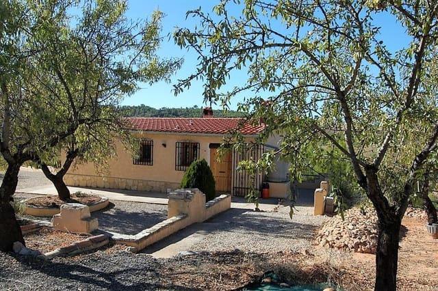 2 soveværelse Finca/Landehus til salg i Elche de la Sierra med garage - € 178.995 (Ref: 3699621)