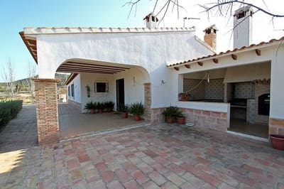 3 bedroom Finca/Country House for sale in Cehegin with pool garage - € 195,000 (Ref: 3819406)