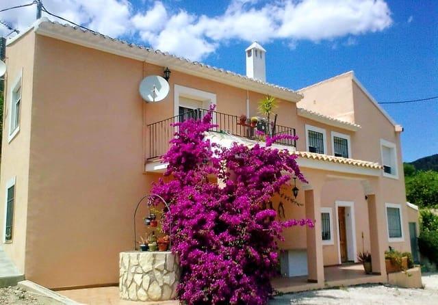 4 sovrum Finca/Hus på landet till salu i Blanca - 194 999 € (Ref: 3819417)
