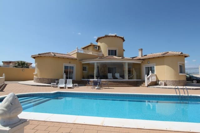 3 makuuhuone Huvila myytävänä paikassa Campos del Rio mukana uima-altaan  autotalli - 259 950 € (Ref: 4241604)