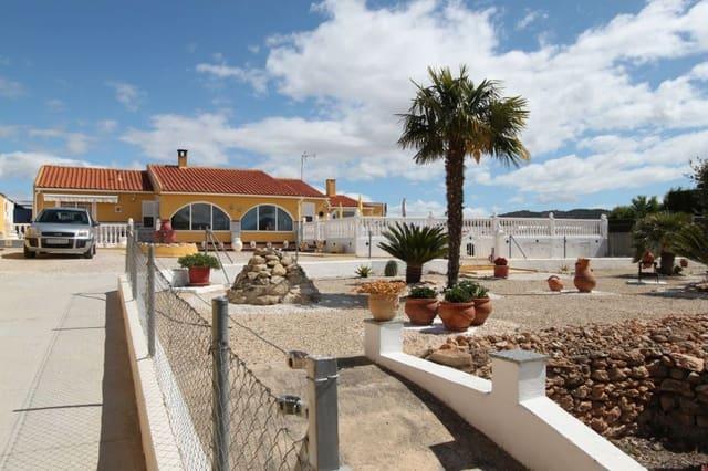 4 sovrum Villa till salu i Bullas med pool garage - 219 950 € (Ref: 4541721)