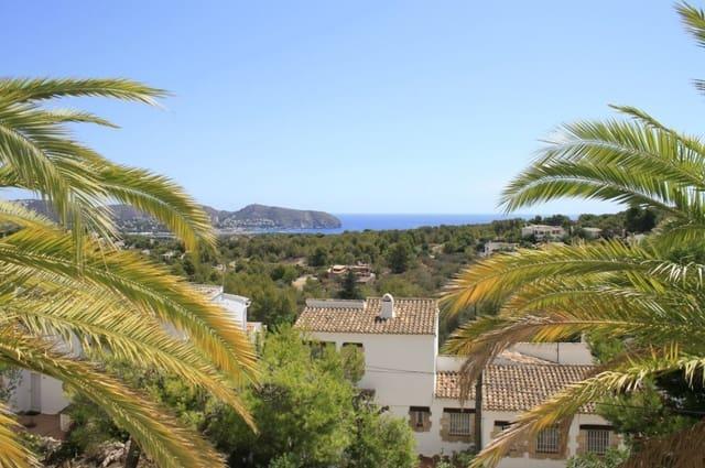4 sovrum Radhus till salu i Moraira med pool - 245 000 € (Ref: 4949177)