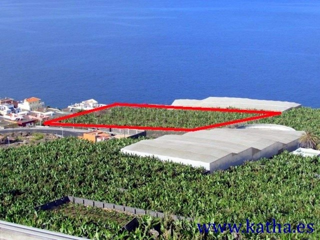 Ubebygd land til salgs i Los Llanos de Aridane - € 870 000 (Ref: 3519599)