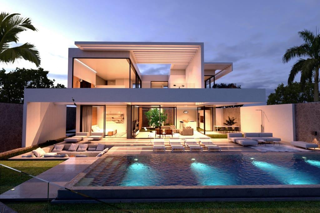 Byggetomt til salgs i San Eugenio - € 668 160 (Ref: 5580177)