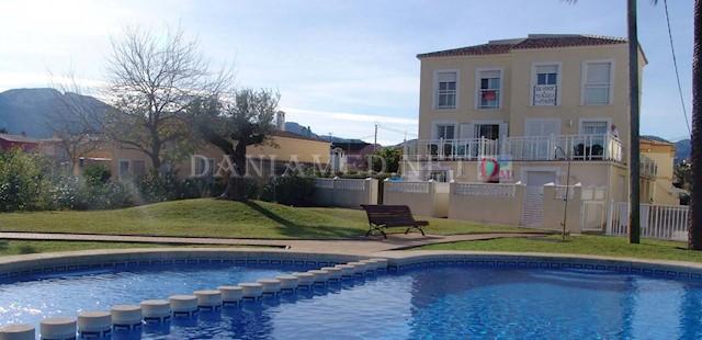 3 Zimmer Doppelhaus zu verkaufen in Oliva mit Pool Garage - 165.000 € (Ref: 3694303)