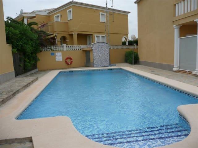 2 slaapkamer Halfvrijstaande villa te huur in Els Poblets - € 600 (Ref: 5443350)