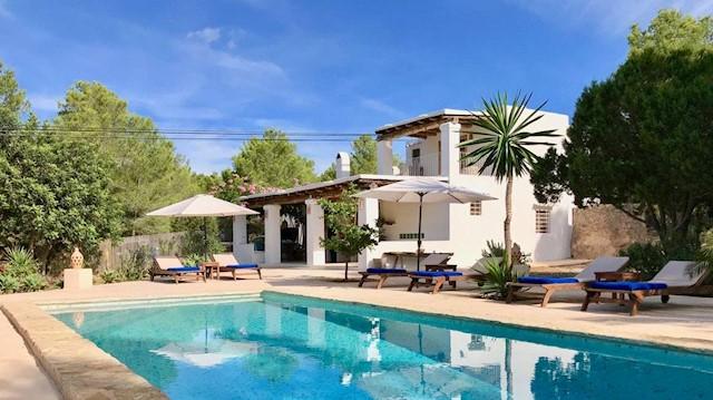 3 sypialnia Willa na kwatery wakacyjne w Cala Tarida - 1 939 € (Ref: 3786880)
