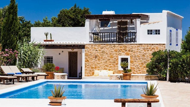 4 soverom Villa til salgs i San Jose / Sant Josep de Sa Talaia med svømmebasseng - € 2 142 (Ref: 3786882)