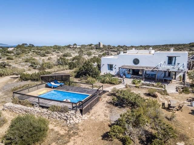 5 sypialnia Willa na kwatery wakacyjne w Gmina Formentera  z basenem - 6 720 € (Ref: 3790806)