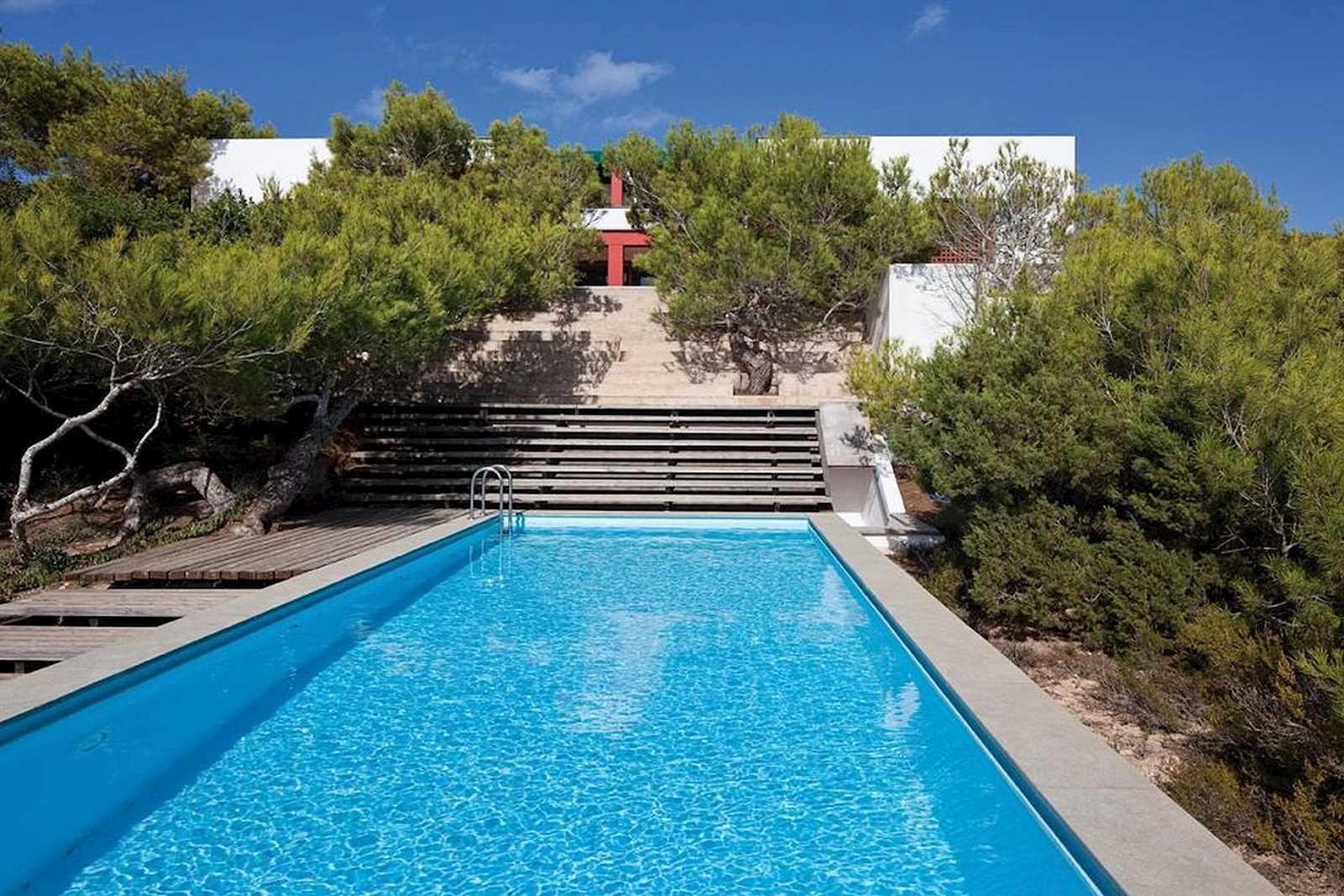 6 sypialnia Willa na kwatery wakacyjne w Gmina Formentera  z basenem garażem - 11 900 € (Ref: 3794478)