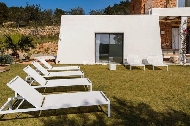 4 sypialnia Willa na kwatery wakacyjne w Sant Rafael de Sa Creu z basenem - 5 005 € (Ref: 3797762)