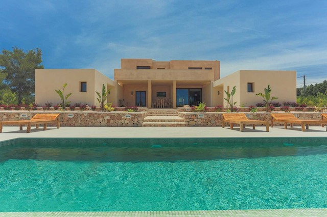 6 sypialnia Willa na kwatery wakacyjne w Sant Agusti des Vedra z basenem - 7 700 € (Ref: 3804763)