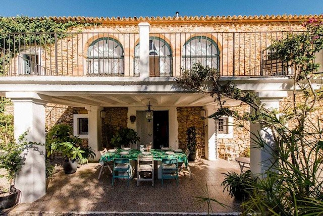6 Zimmer Ferienvilla in Santa Eulalia / Santa Eularia mit Pool - 8.400 € (Ref: 3880201)