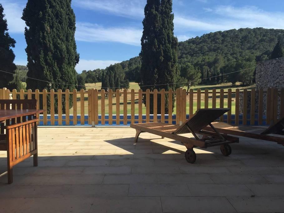 4 slaapkamer Villa te huur in Roca Llisa met zwembad garage - € 3.500 (Ref: 3913246)