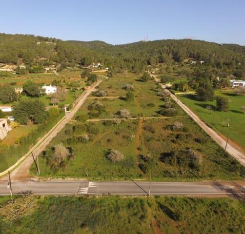 Bauplatz zu verkaufen in Santa Eulalia / Santa Eularia - 1.050.000 € (Ref: 4053151)