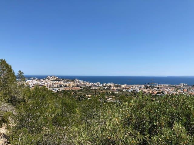 Bauplatz zu verkaufen in Ibiza / Eivissa Stadt - 1.295.000 € (Ref: 4057465)