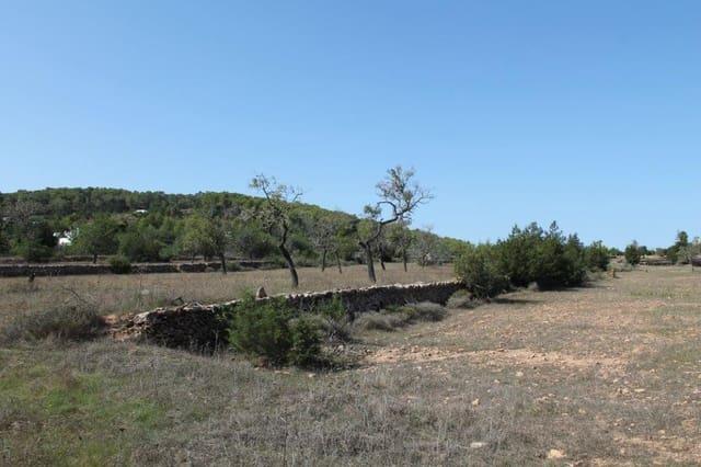 Bauplatz zu verkaufen in Sant Rafael de Sa Creu - 500.000 € (Ref: 4123841)