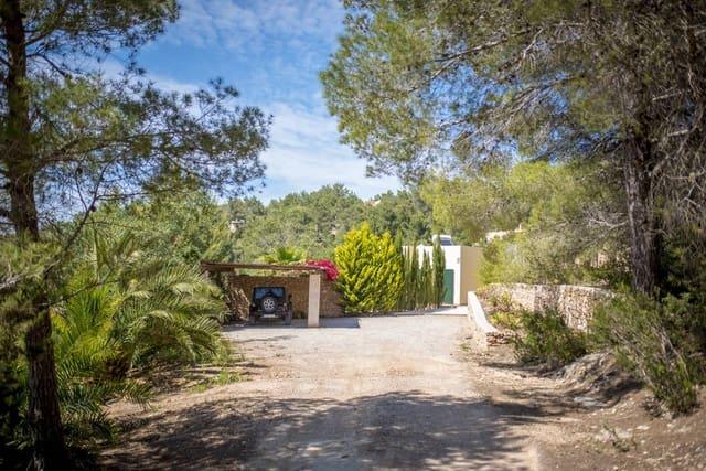 Chalet de 4 habitaciones en San Jose / Sant Josep de Sa Talaia en alquiler vacacional con piscina - 2.800 € (Ref: 4483637)