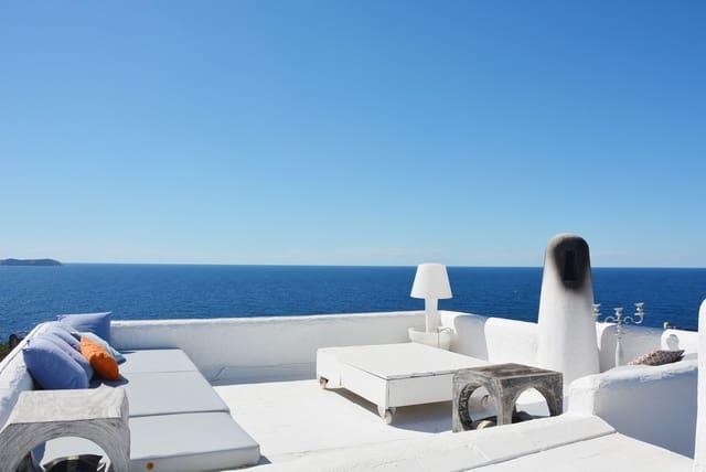 4 sypialnia Willa na kwatery wakacyjne w Cala Gracio z basenem - 2 310 € (Ref: 4642913)