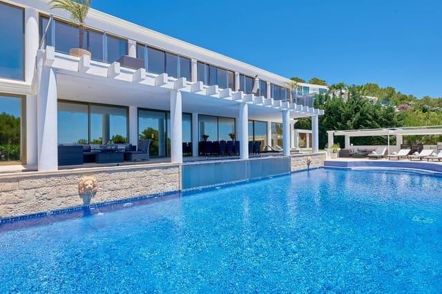 Chalet de 8 habitaciones en Santa Eulalia / Santa Eularia en alquiler vacacional con piscina - 16.800 € (Ref: 4698505)