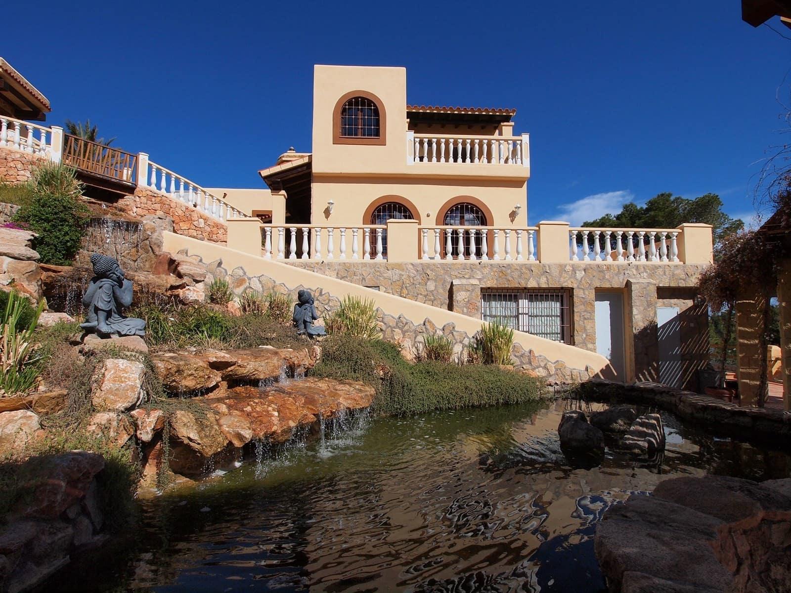 7 soverom Villa til salgs i Cala Moli med svømmebasseng - € 6 650 (Ref: 4741689)