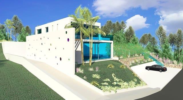 Byggetomt til salgs i Cala Moli - € 990 000 (Ref: 4822748)
