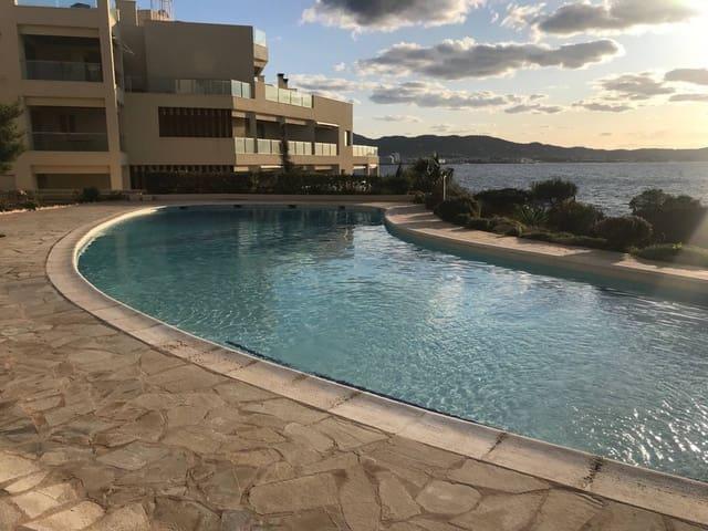2 Zimmer Apartment zu verkaufen in Cala Gracio mit Pool - 625.000 € (Ref: 4889017)