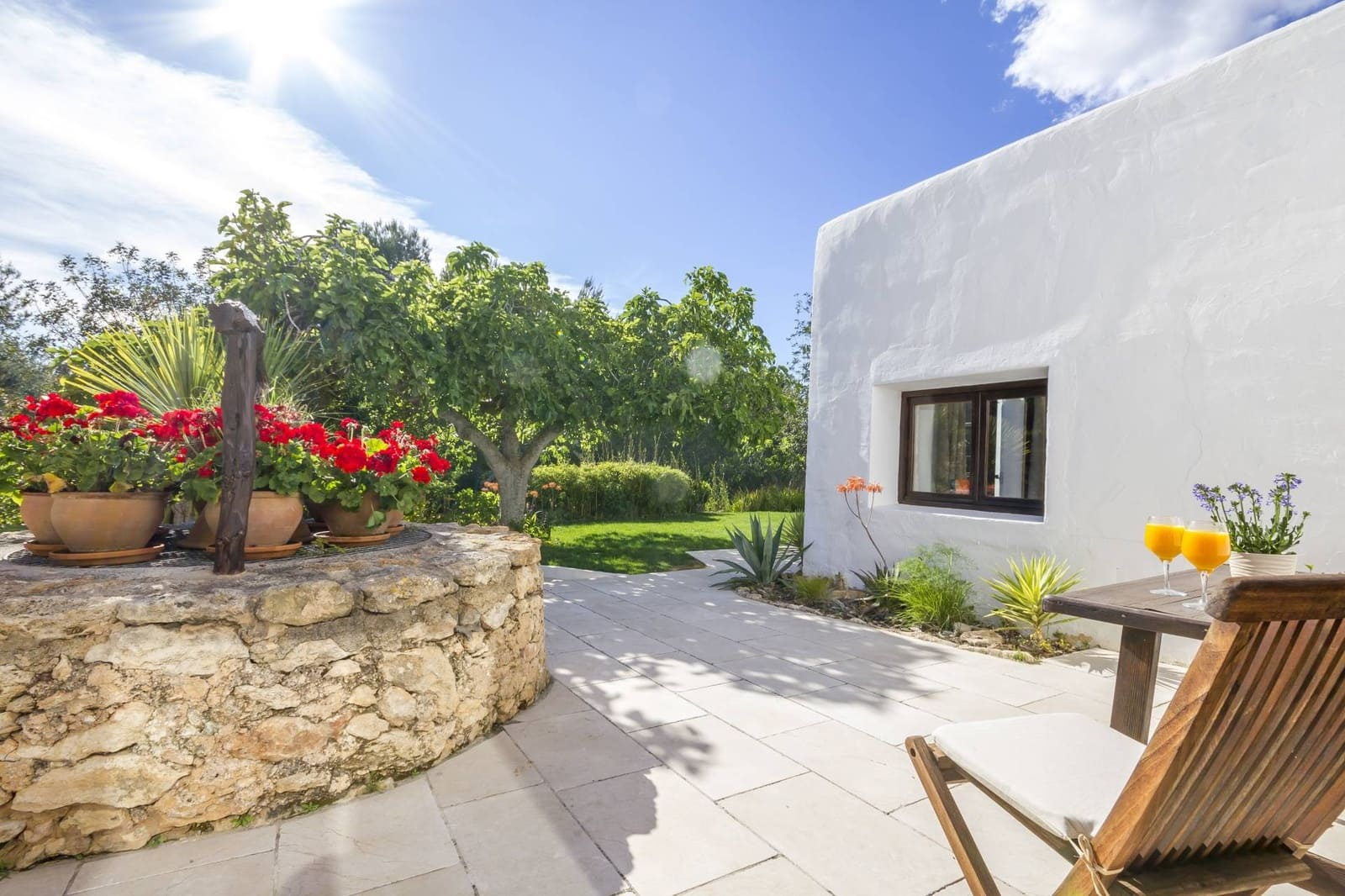 4 Zimmer Ferienvilla in Santa Gertrudis de Fruitera - 3.990 € (Ref: 5203392)