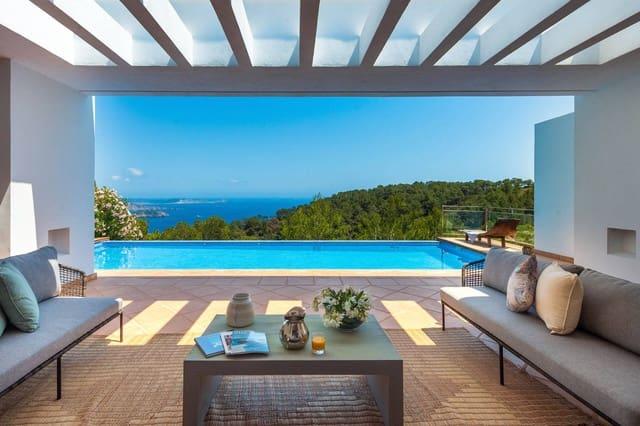 2 Zimmer Ferienvilla in Es Cubells mit Pool - 3.745 € (Ref: 5293340)