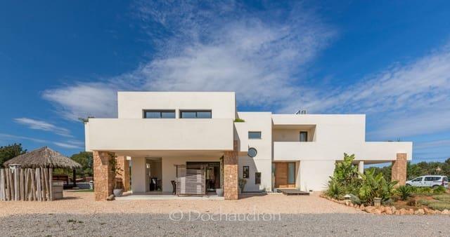 5 bedroom Villa for holiday rental in Sant Rafael de Sa Creu - € 3,500 (Ref: 5471049)