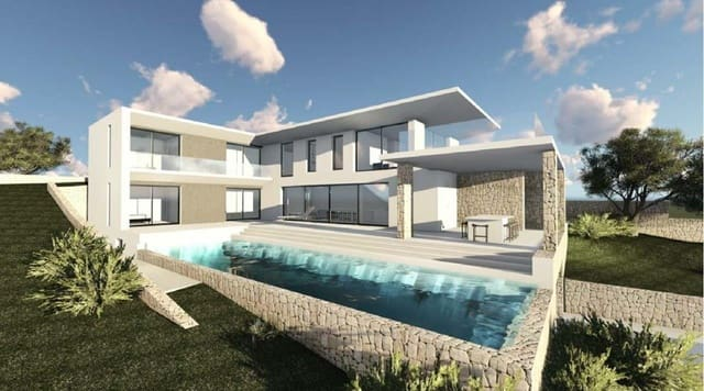 Byggetomt til salgs i Cala Conta - € 800 000 (Ref: 5481326)