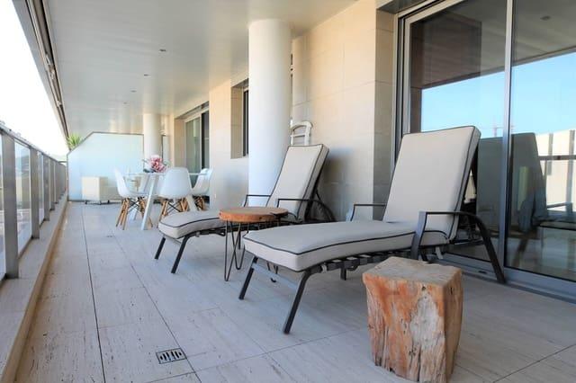 3 sovrum Lägenhet att hyra i Ibiza stad - 2 000 € (Ref: 5592436)