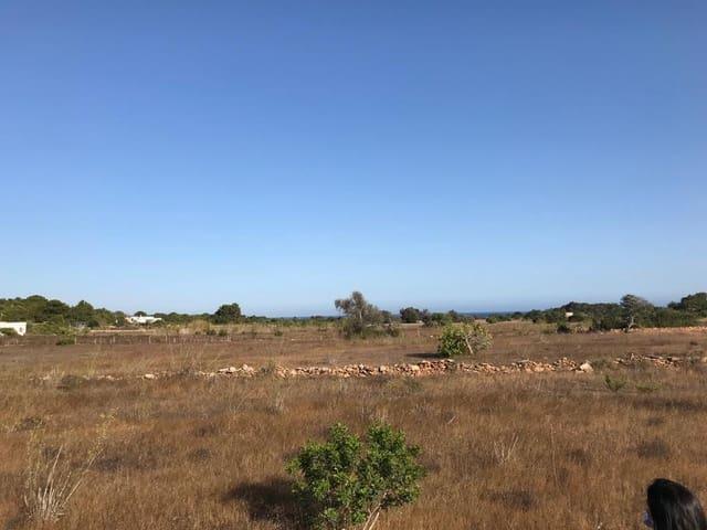 Building Plot for sale in Sant Francesc de Formentera - € 1,050,000 (Ref: 5631574)