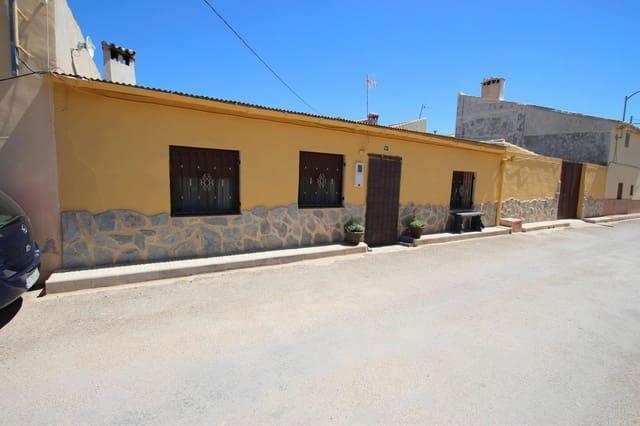6 sypialnia Finka/Dom wiejski na sprzedaż w Jumilla z basenem garażem - 128 995 € (Ref: 3229653)
