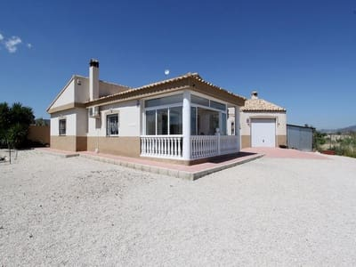 3 bedroom Villa for sale in Fortuna with pool garage - € 174,995 (Ref: 5298045)