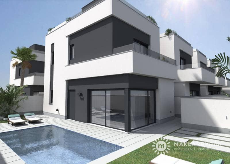 Chalet de 3 habitaciones en Pilar de la Horadada en venta con piscina - 206.900 € (Ref: 5073185)