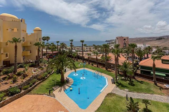 2 Zimmer Ferienwohnung in San Bartolome de Tirajana mit Pool Garage - 124 € (Ref: 3177838)