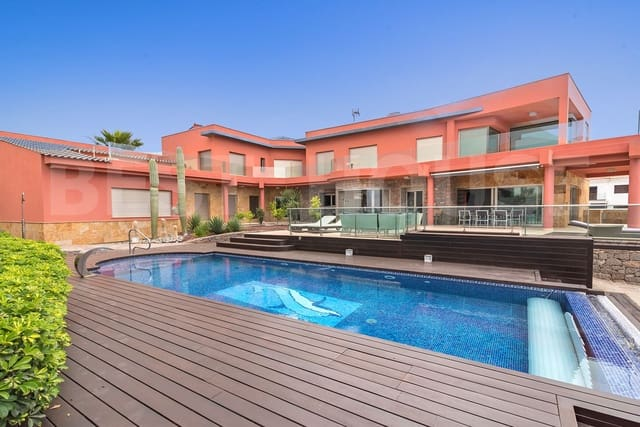 6 sovrum Hus till salu i Sonneland med pool garage - 4 950 000 € (Ref: 4519686)