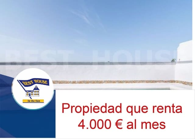 10 chambre Villa/Maison Mitoyenne à vendre à San Fernando avec piscine garage - 850 000 € (Ref: 4800535)