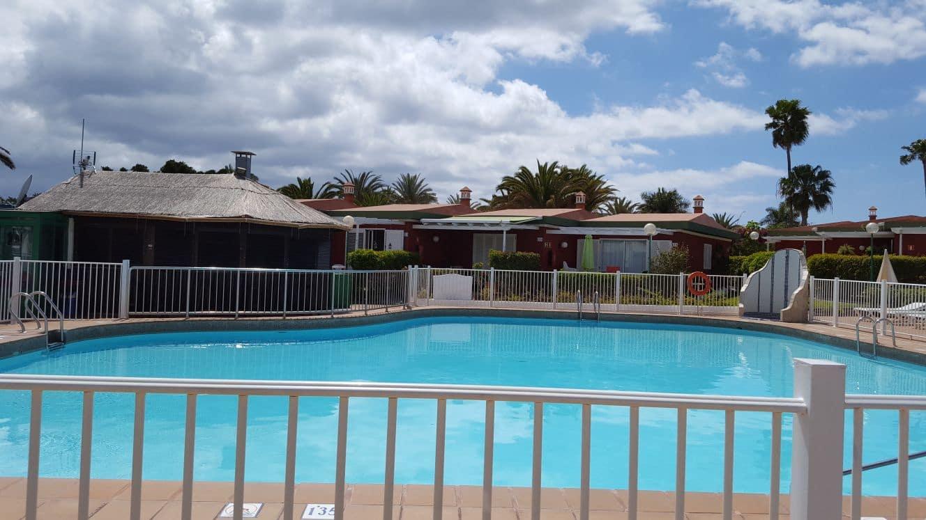 Villa/Maison Mitoyenne de 1 chambre à louer à San Bartolome de Tirajana avec piscine - 800 € (Ref: 4839959)