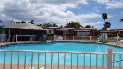 1 sovrum Radhus att hyra i San Bartolome de Tirajana med pool - 800 € (Ref: 4839959)