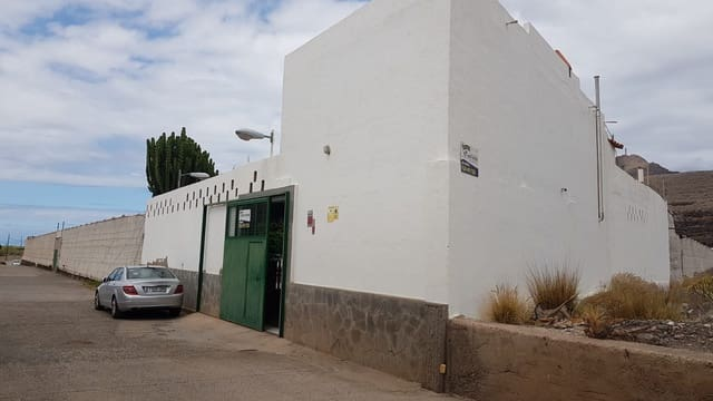 Finca/Casa Rural de 2 habitaciones en La Aldea de San Nicolas en venta con garaje - 330.000 € (Ref: 5655836)