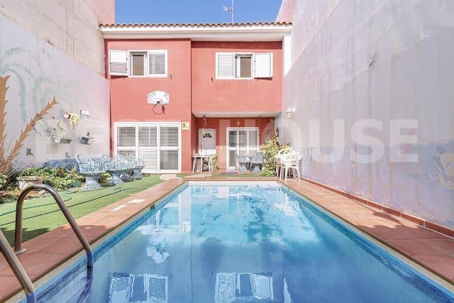 4 sypialnia Dom na sprzedaż w Ingenio z basenem garażem - 269 000 € (Ref: 5952029)