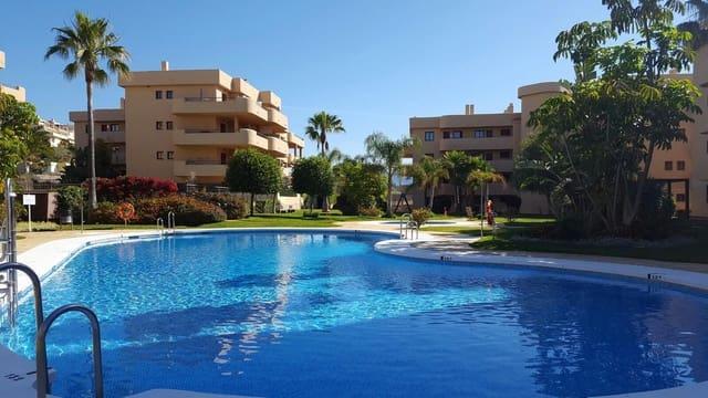 2 Zimmer Ferienpenthouse in La Cala de Mijas mit Pool - 450 € (Ref: 3905734)