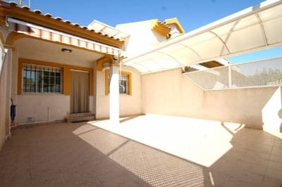 3 bedroom Terraced Villa for sale in La Ribera - € 129,000 (Ref: 3315721)