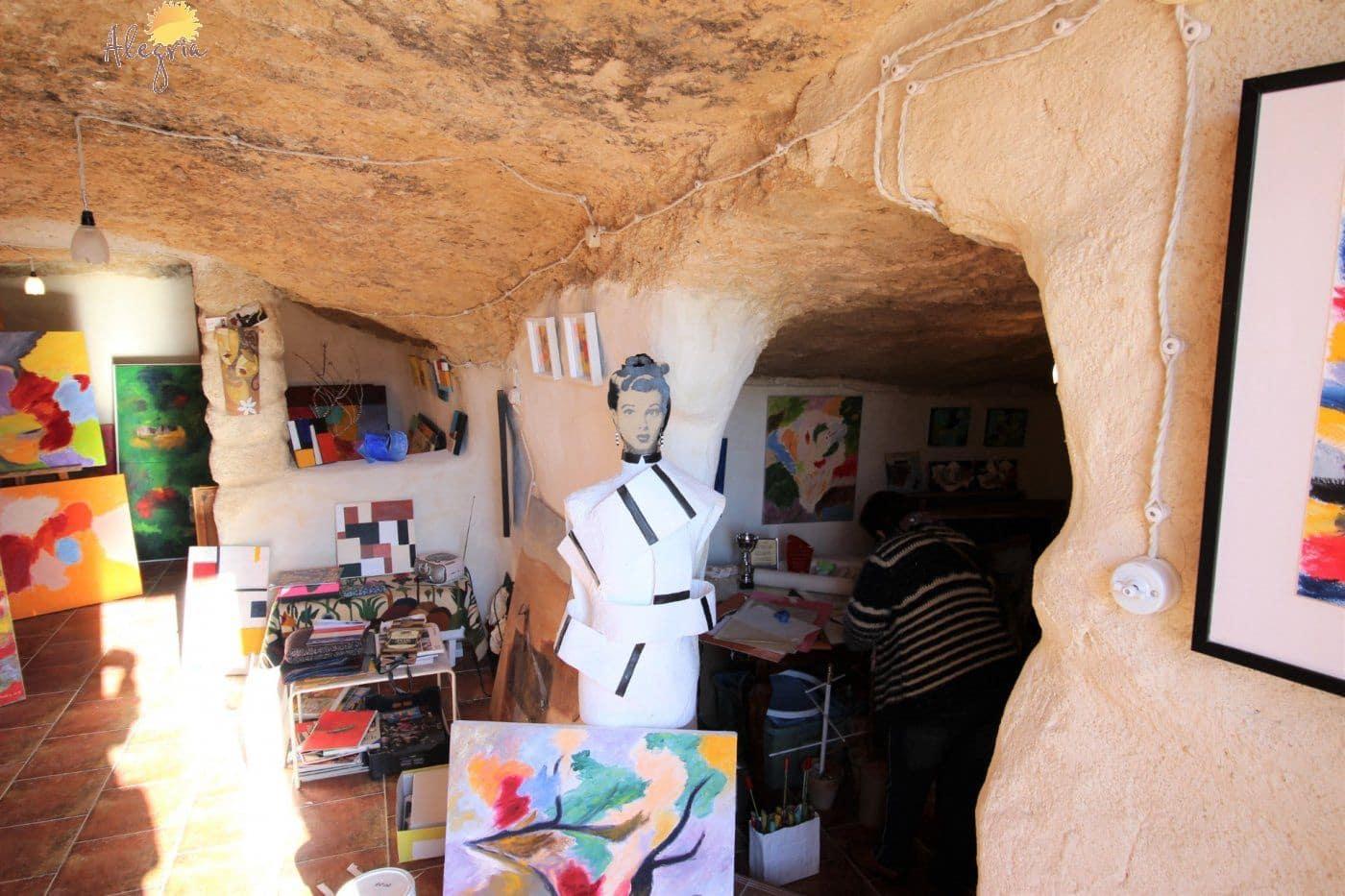 3 sypialnia Dom w skale na sprzedaż w San Miguel de Salinas - 60 000 € (Ref: 6166057)